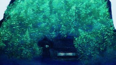 41th session「栗原課長の秘密基地」背景イメージ